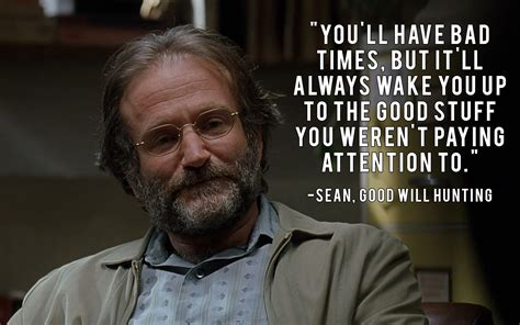 Good Will Hunting Meme - robin williams memorial quotes quotesgram