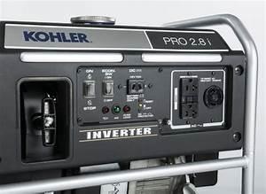 Kohler Pro2 8i Generator