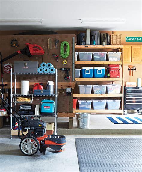 Simple Garage Organization Ideas by Garage Organization Ideas Real Simple