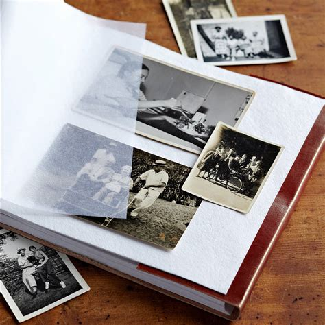 handmade leather photo albums  paper high