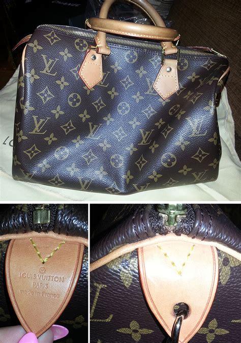 louis vuitton speedy bag authenticity   fakes lollipuff