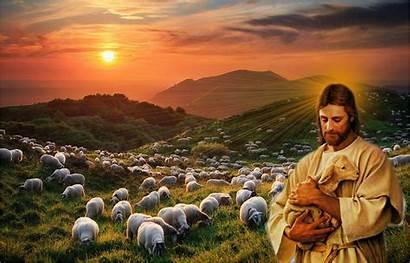Jesus Christ Desktop Backgrounds Background Shepherd