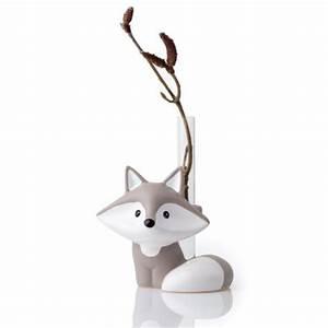 Leonardo Vase Grau : leonardo fuchs frederico mit vase grau 14 cm online kaufen online shop ~ Indierocktalk.com Haus und Dekorationen