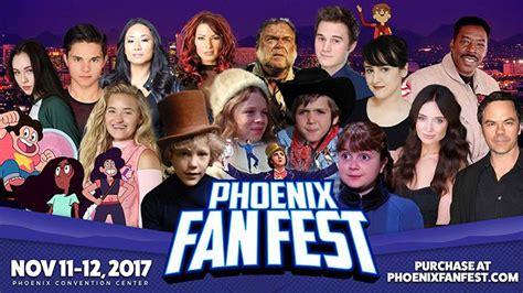 fan fest phoenix 2017 comic con phoenix fan fest 2017 convention report