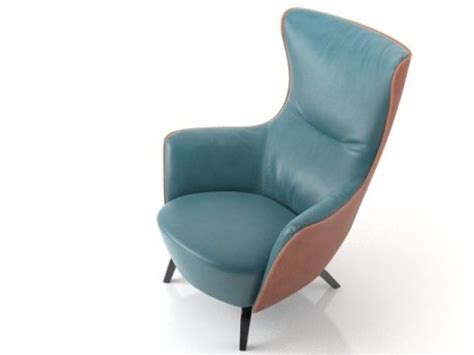 Mamy Blue 3d Model