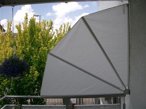 balkon sichtschutz nach maãÿ balkon sichtschutz sonnenschutz fächer balkonfächer sichtschutzfächer 140x140 cm ebay