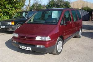 Citroen Synergie 1 9 Td Sx 1905cc Diesel  7 Seater Mpv  1998