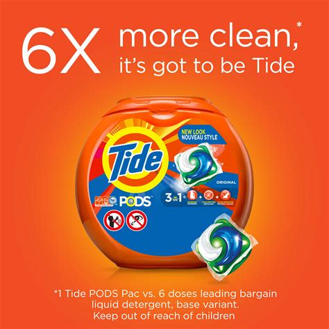 amazoncom tide pods     turbo laundry detergent