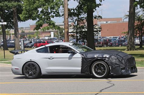 2018 Ford Shelby Gt500 Mustang Could Deliver Up To 810 Hp