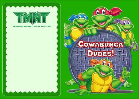 teenage mutant ninja turtles  great idea