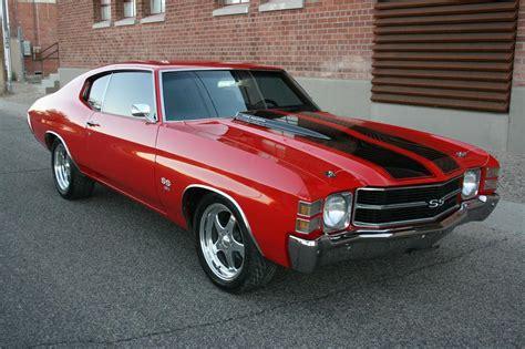 Custom 1971 Chevelle SS
