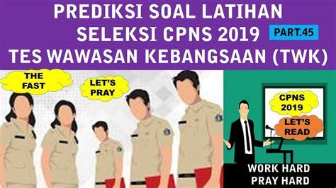 Pancasila dan bhinneka tunggal ika ; Pembahasan Latihan Soal CPNS 2019 (Part.45) - NKRI ...