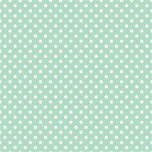 Mint Green Polka Dots » Background Labs | We Heart It ...