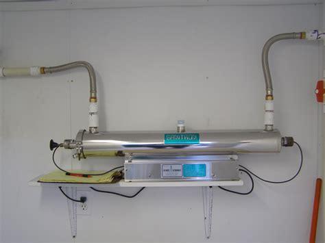 after storage treatment rainwater harvesting