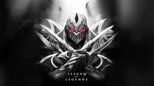 Zed Champion LoL 4n Wallpaper HD