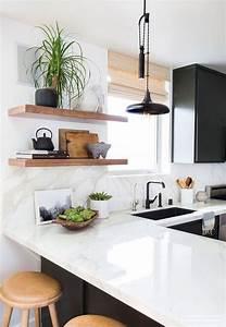 Cuisine En Marbre : plan de travail marbre pour une cuisine pleine de caract re ~ Melissatoandfro.com Idées de Décoration