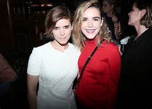 Kate Mara And Kiernan Shipka Attend Dior Welcome Dinner In ...