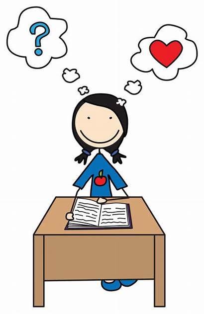 Thinking Clipart Clipartion Teaching