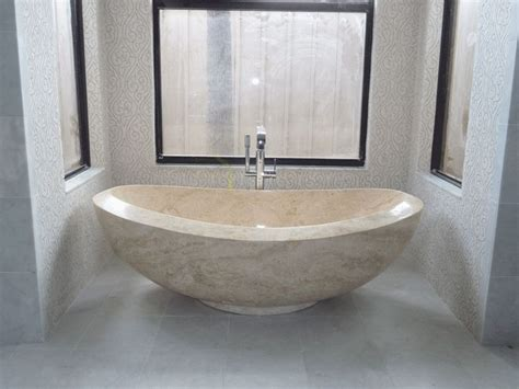 marble tubs galala beige marble polished tub slipper