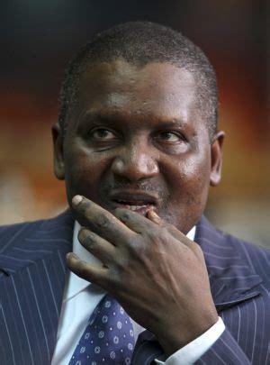 el hombre mas rico de africa gente  famosos el pais