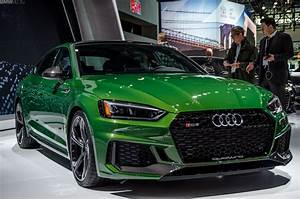 Does the Audi RS5 Sportback force an upcoming BMW M4 Gran