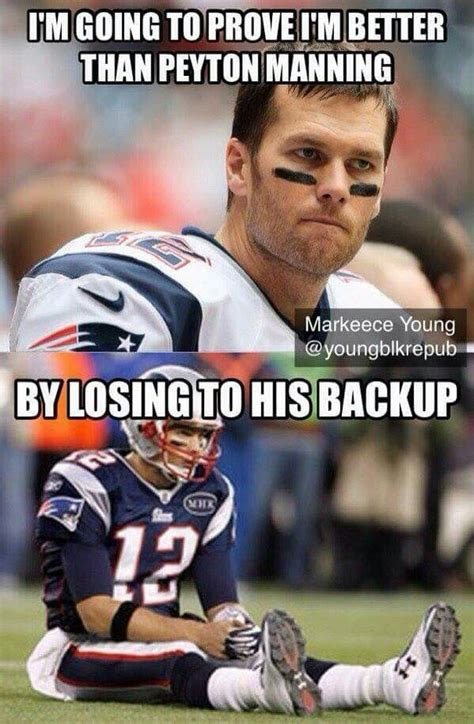 Broncos Patriots Meme - 258 best i hate the new england cheatriots images on pinterest football stuff sports humor