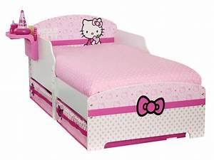 Hello Kitty Toddler Bed Hello Kitty Toddler Shelf Storage