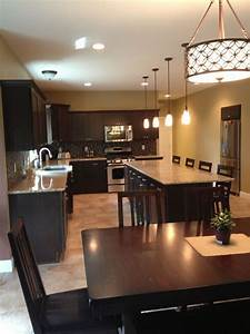 lowes granite counters and lighting on pinterest With kitchen cabinets lowes with tahoe stickers