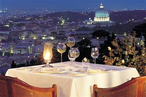 la pergola cavalieri restaurant rome