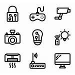 Smart Devices Icon Icons Device Packs