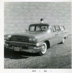 1958 Pontiac Ambulance