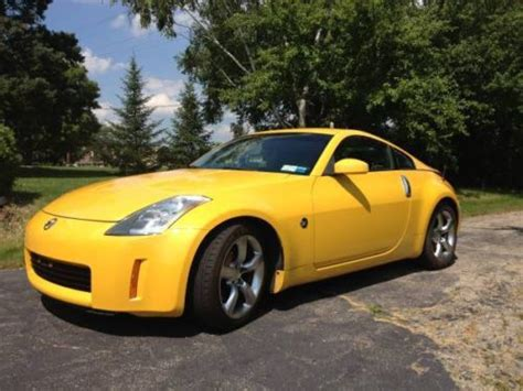 Sell Used 2005 Nissan 350z 35th Anniversary Edition Coupe