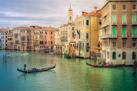 Ride In A Gondola Venice