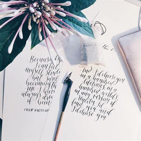 calligraphy lettering moderncalligraphy brushlettering