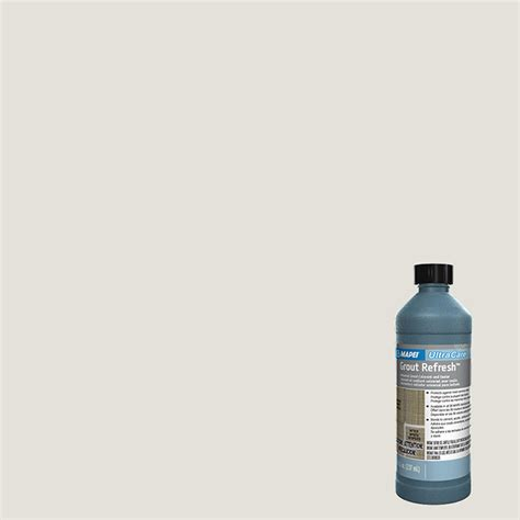 grout refresh grout refresh sealer 237ml white rona