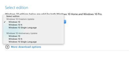 you can now windows 10 creators update via media creation tool