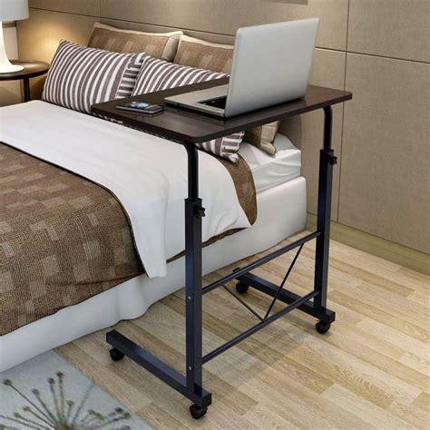 bedside table laptop desk adjustable sofa bed side table laptop computer desk