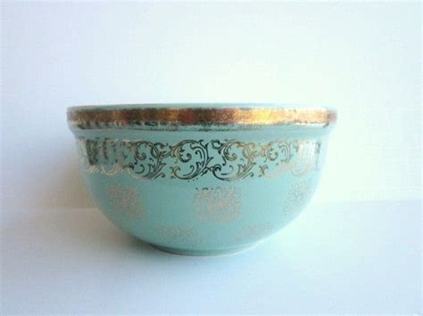 halls parade small mixing bowl 16 best images about pottery on