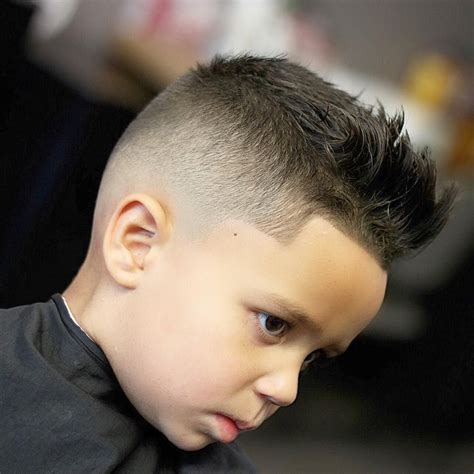 mohawk haircuts boy kid boy