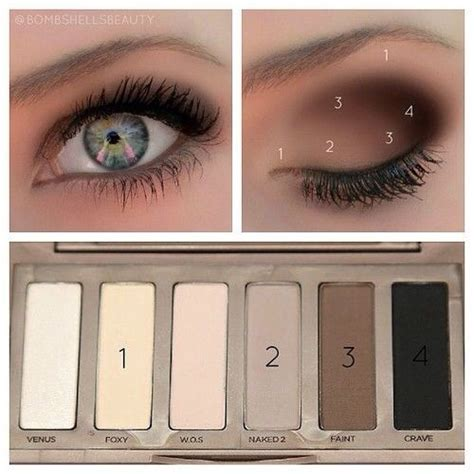 city color smokey palette decay eye shadow tips rachael edwards