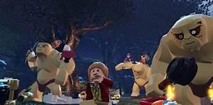 Lego The Hobbit Wii U Game Mania