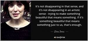 TOP 11 QUOTES BY ELENA TONRA