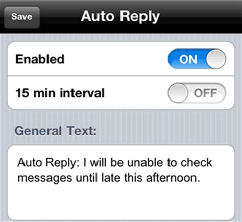 iphone auto reply text iphone auto reply to sms and imessage text messages