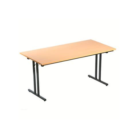 table pliante polyvalente en bois 180x80cm mobilier