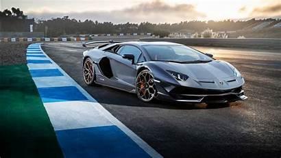 Lamborghini 4k Aventador Svj Wallpapers