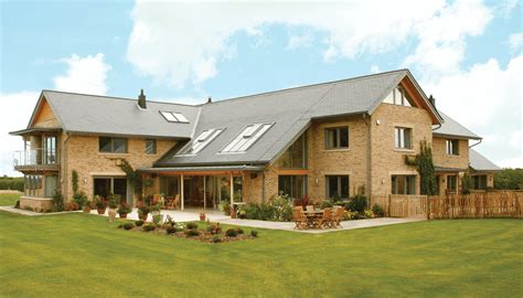 House Built by 10 Sustainable Eco Houses To Inspire Your Project Build It