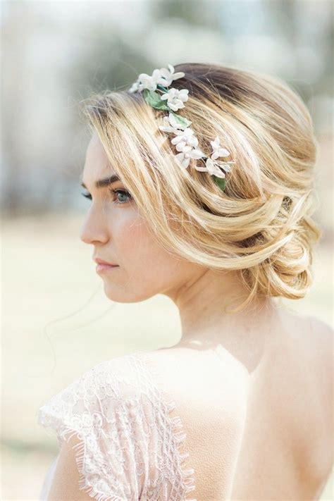 floral headband wedding ideas  pinterest
