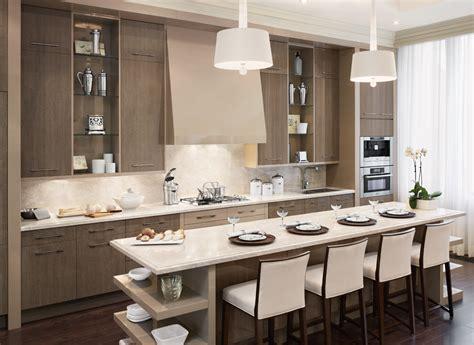 White Cabinets Dark Countertop Backsplash by 25 Stunning Transitional Kitchen Design Ideas