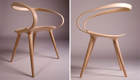14 Modern Wood Chairs For Your Dining