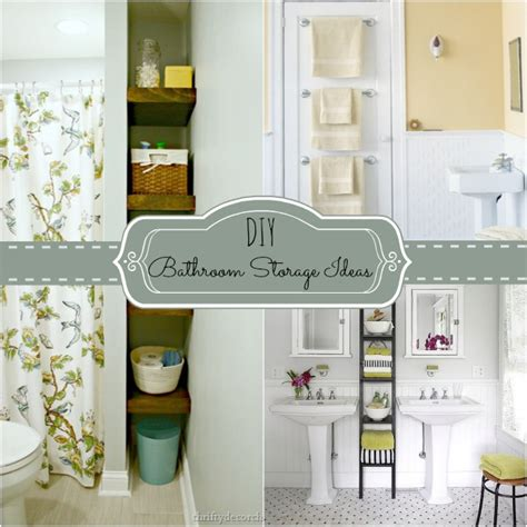 bathroom storage ideas diy 4 tips to creating more bathroom storage home stories a to z